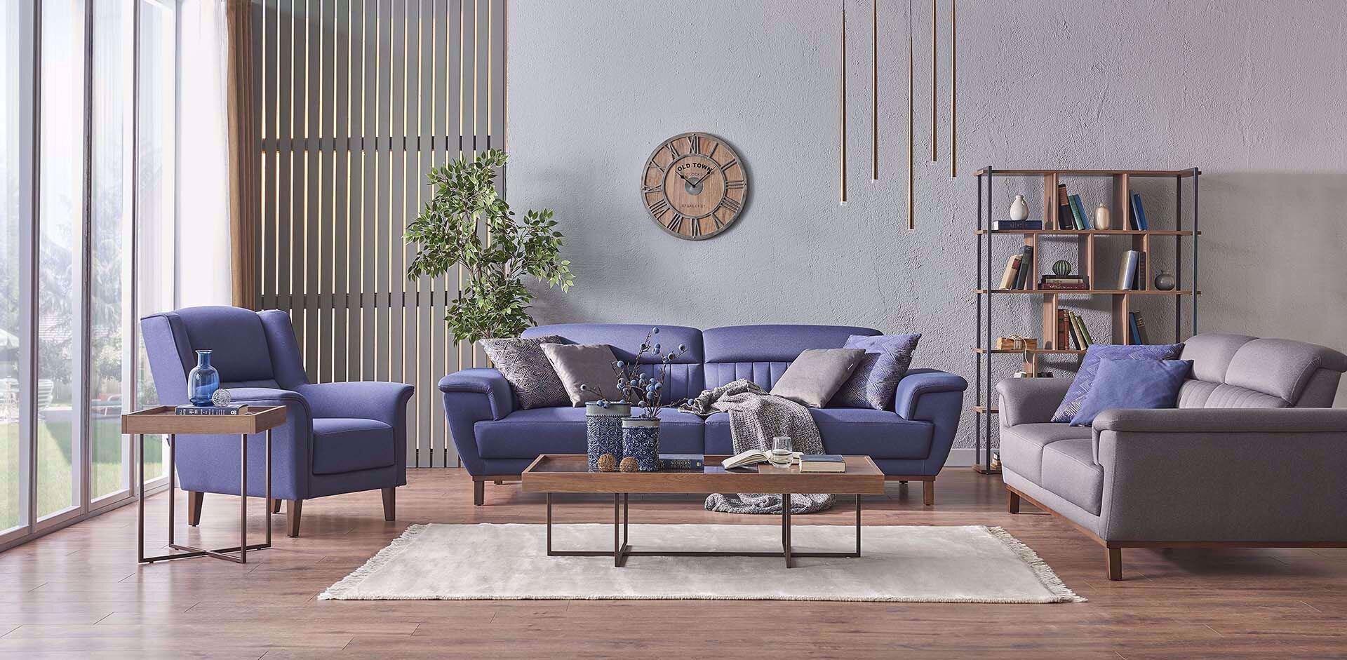 Bellar Sofa Set