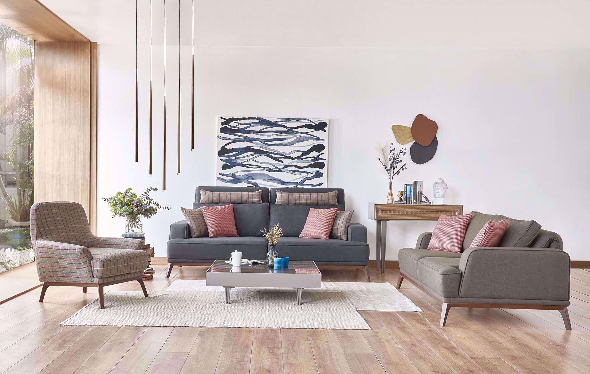 Dorado Sofa Set