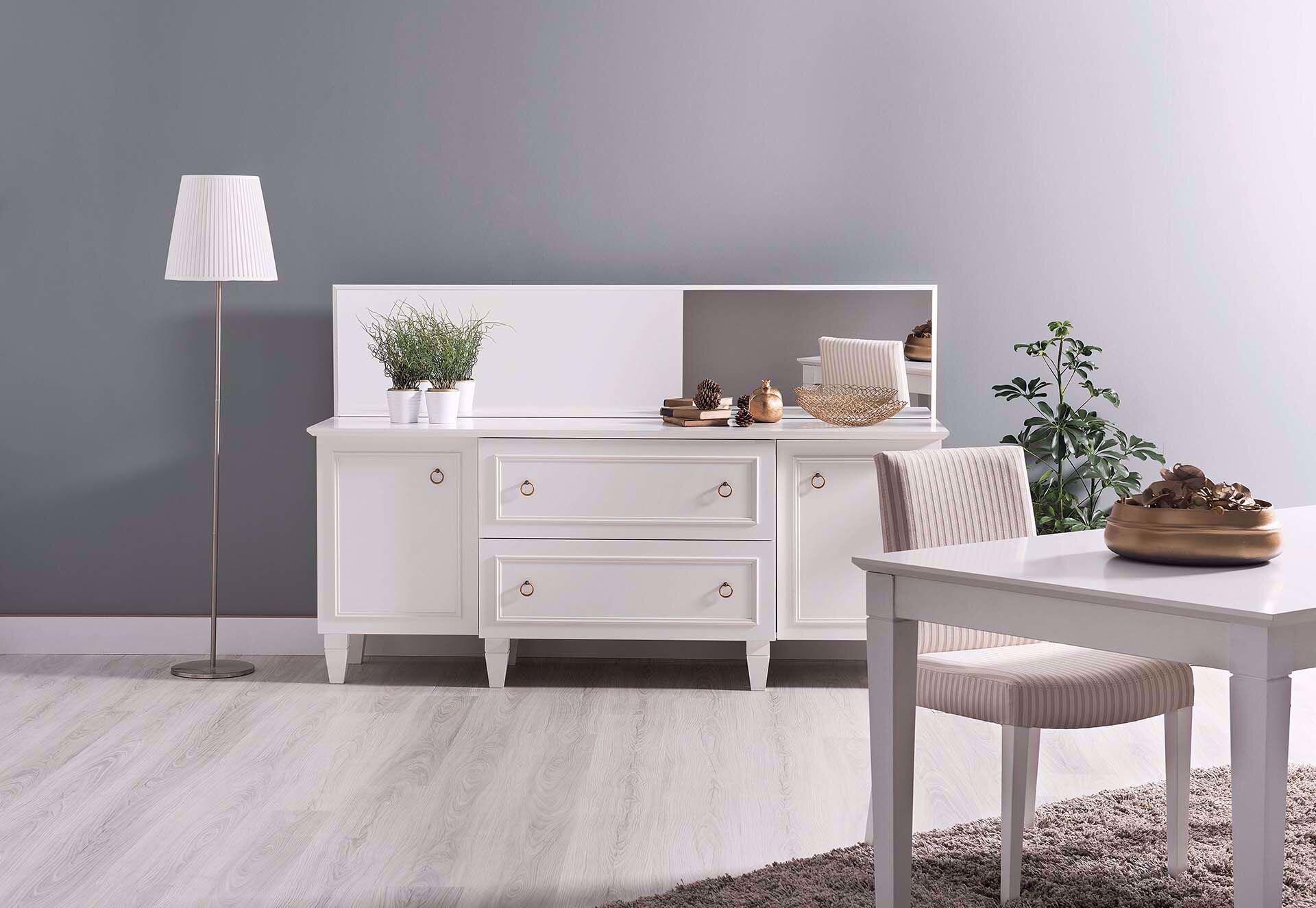 Cara Console (White)