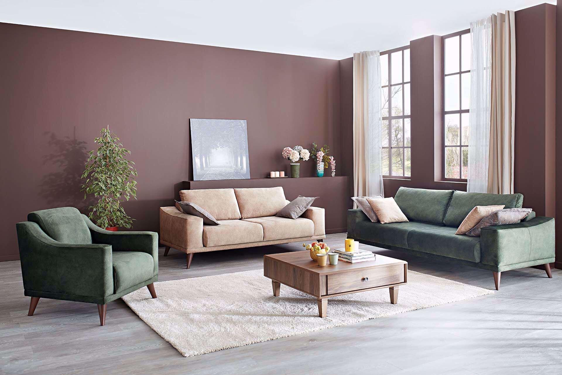 Anteros Sofa Set
