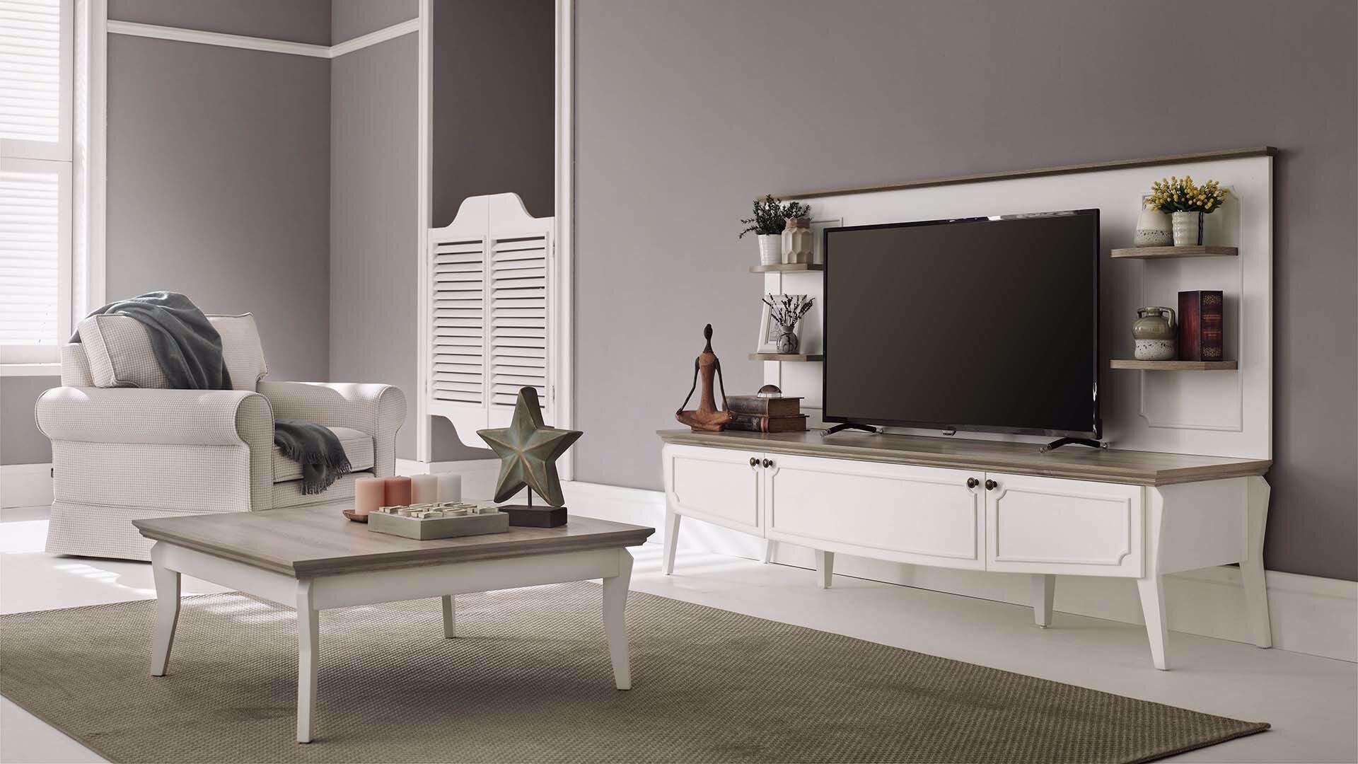 Keops Tv Arka Pano (200 Cm)