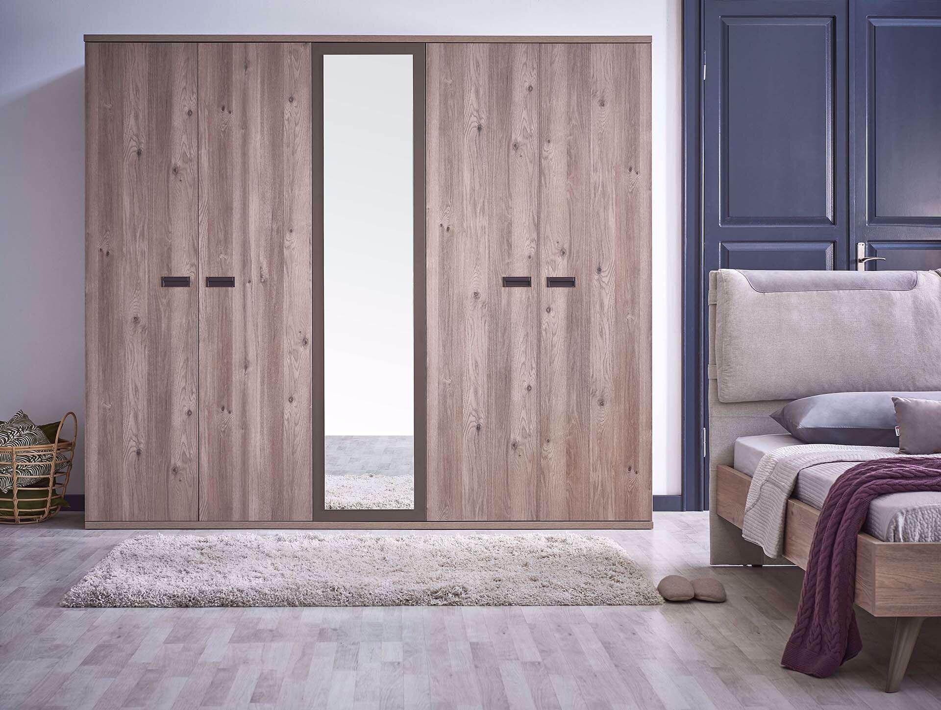 Sylva 5-Door Cabinet (250 cm)
