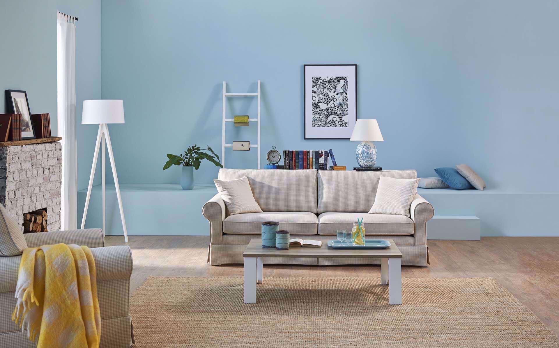 Lexia Three-Seat Sofa