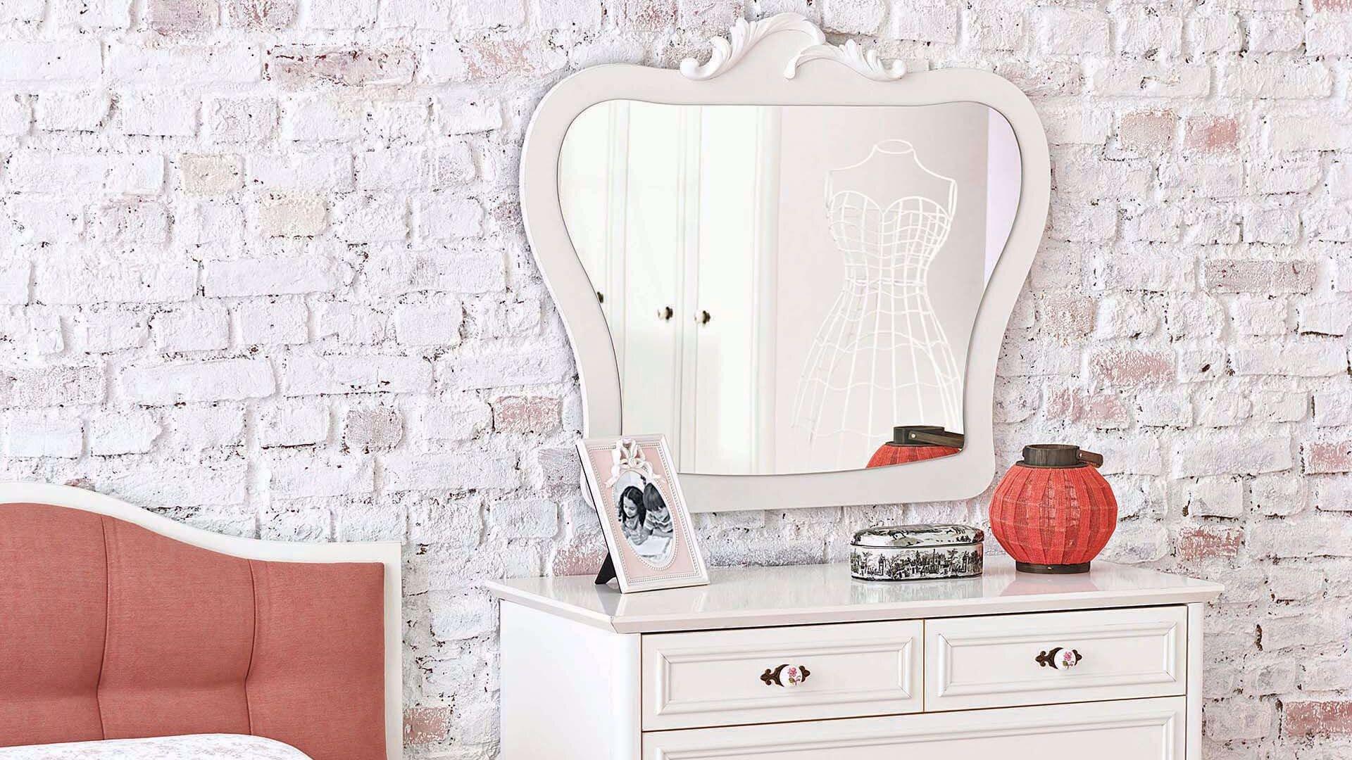Beauty Şifonyer Ayna