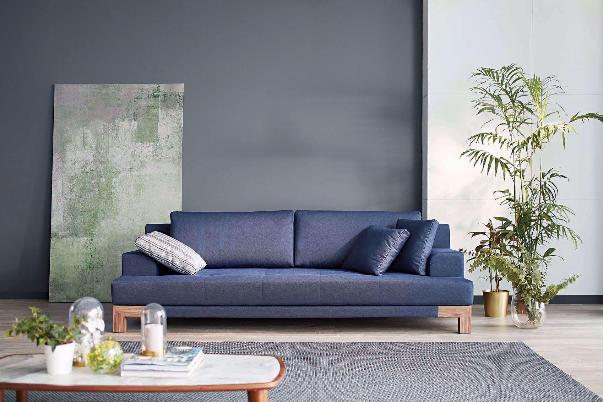 Pria Three-Piece Sofa