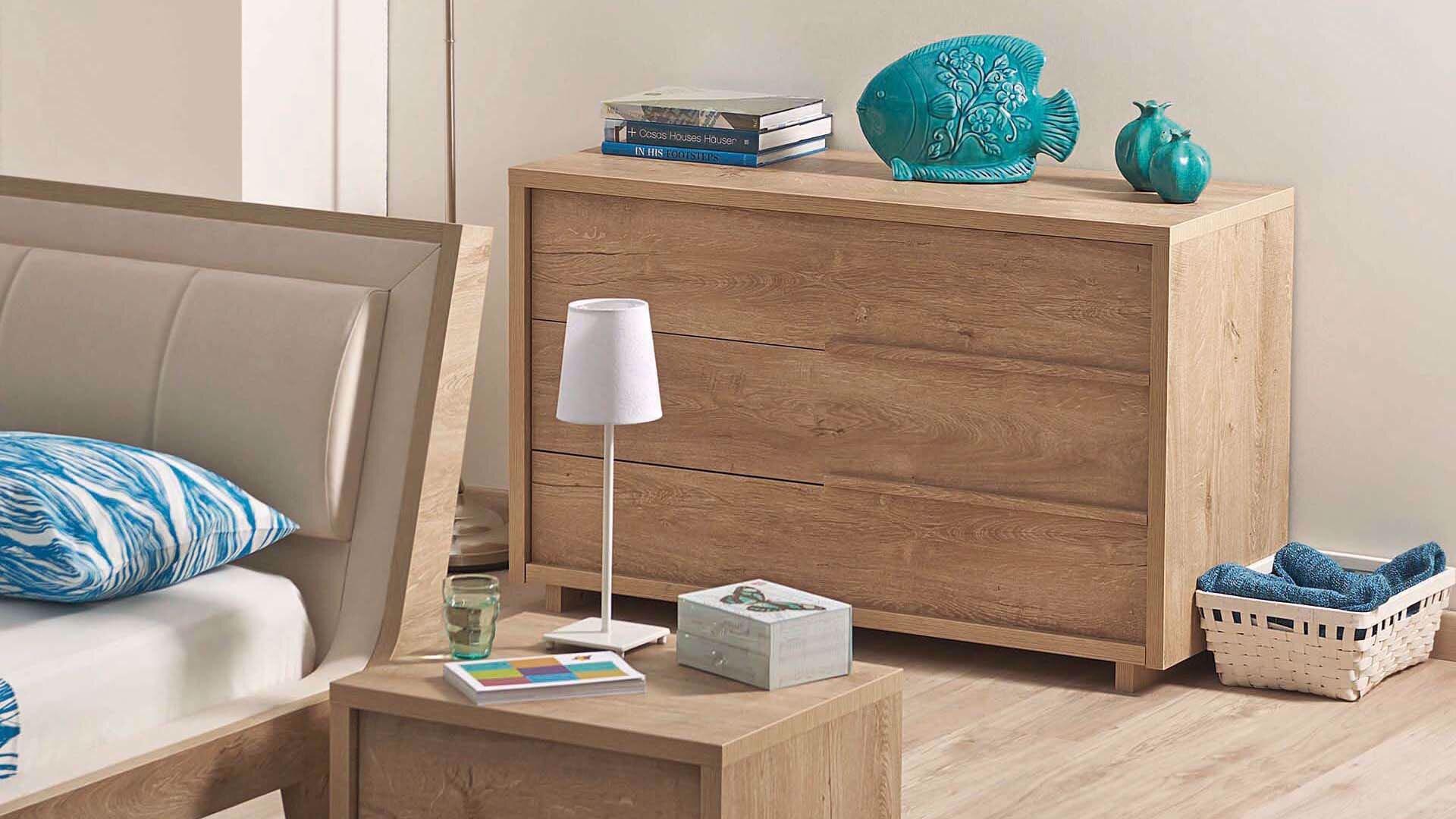Nigero Wide Dresser
