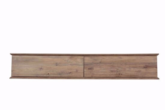 Cara Tv Upper Module (Amalfi Walnut)
