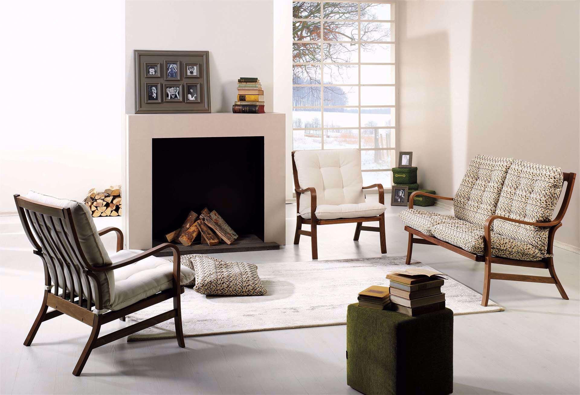 Ikarus Two-Seat Sofa