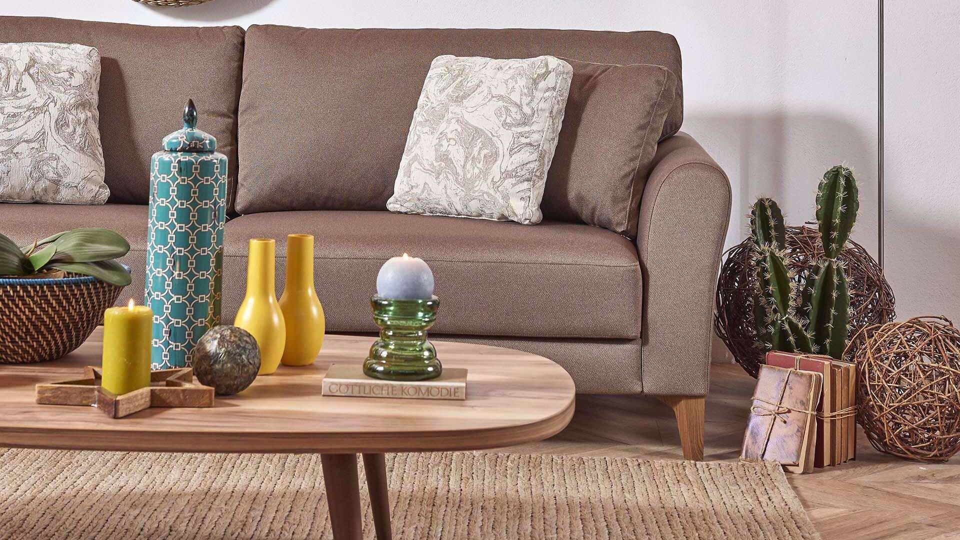 Nina Three-Seat Sofa (Doubles as Bed)
