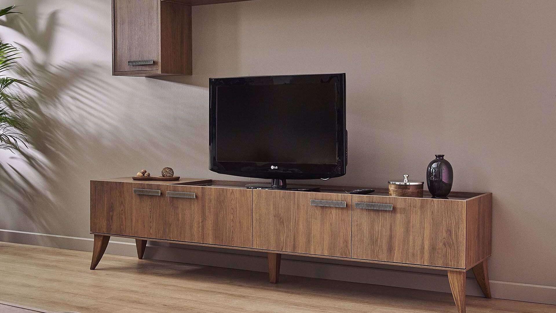 Claudia Tv Alt Ünite (210 Cm)
