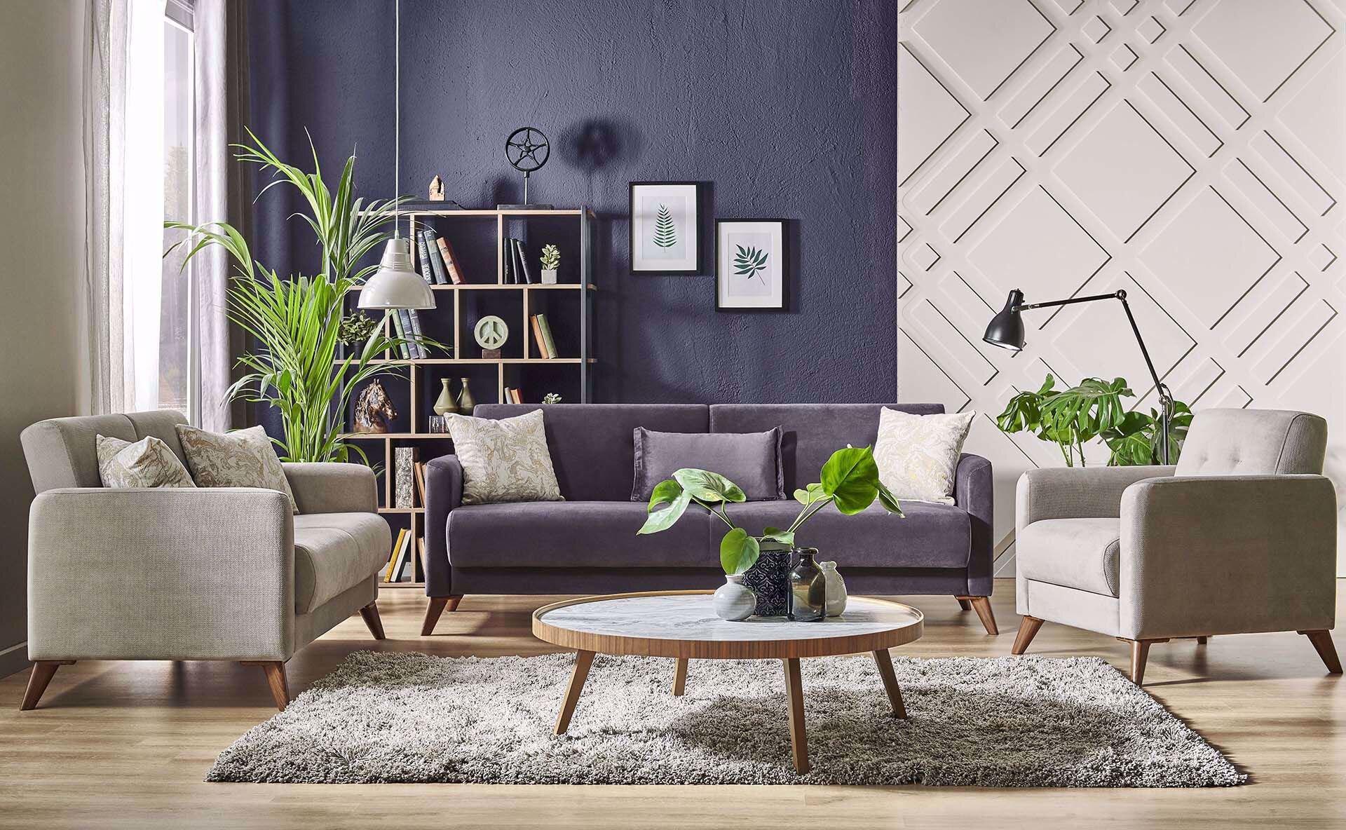 Orion Sofa Set