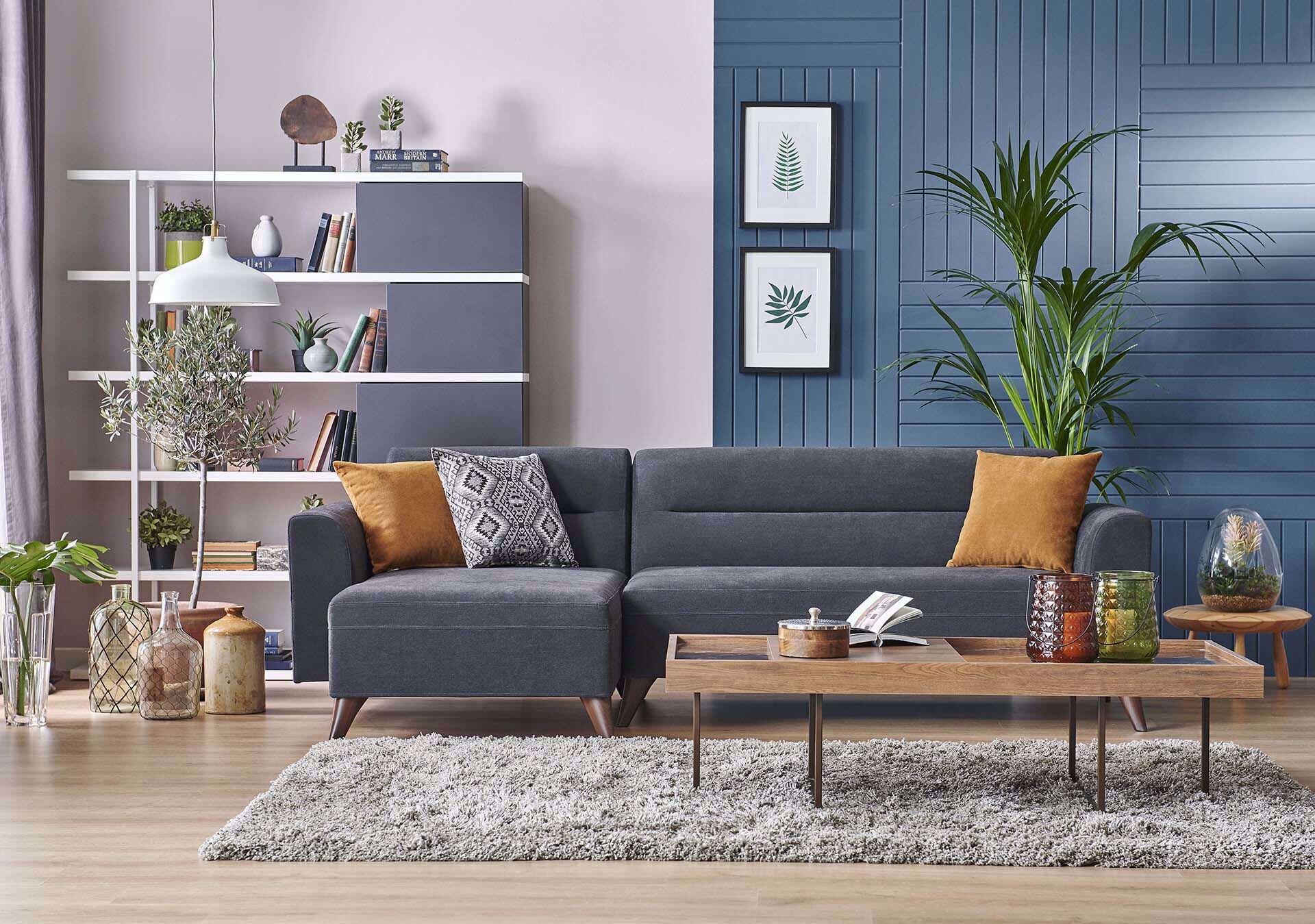 Dia Corner Sofa (Right-Left)