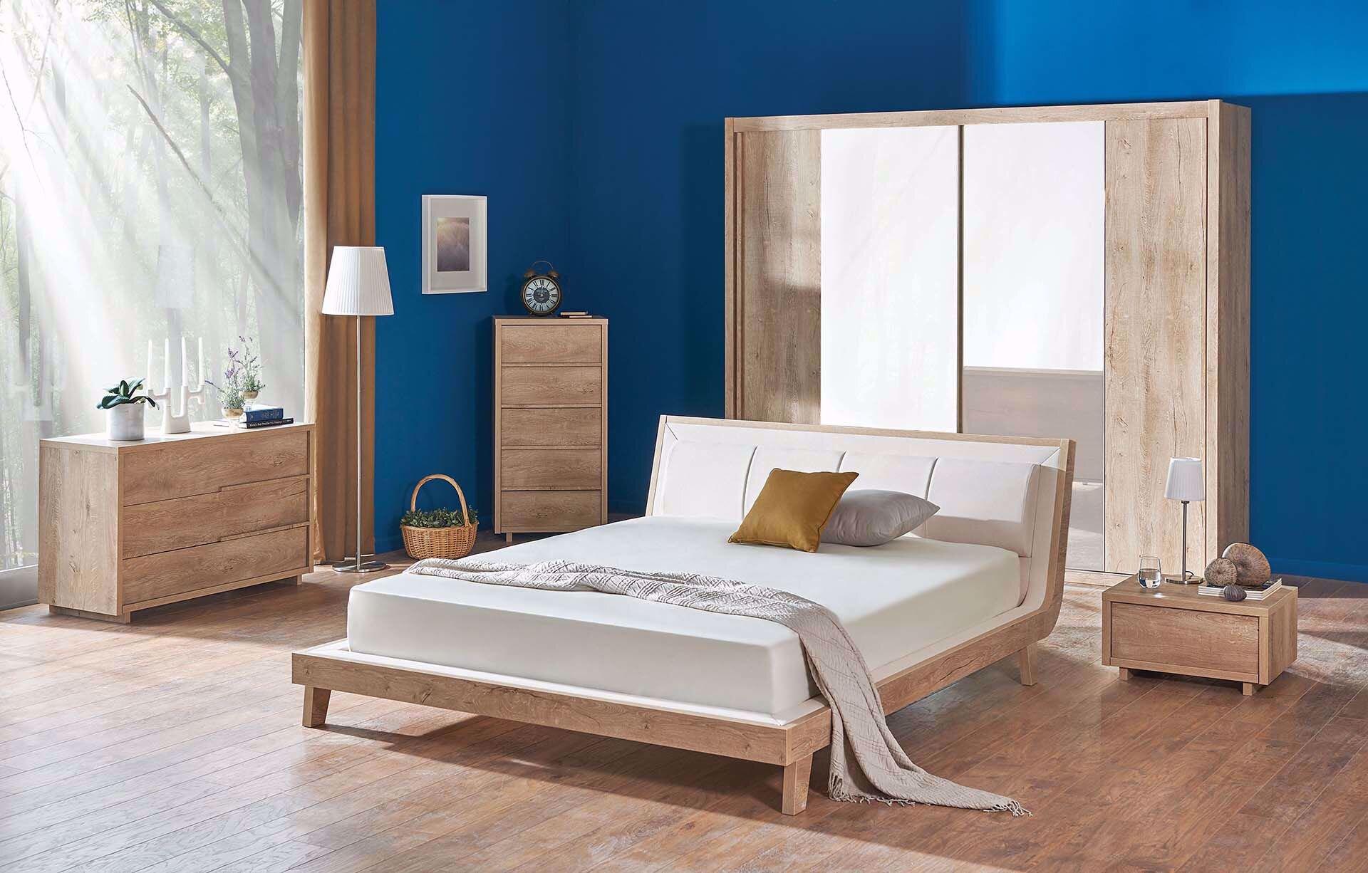 Nigero Bedroom Set