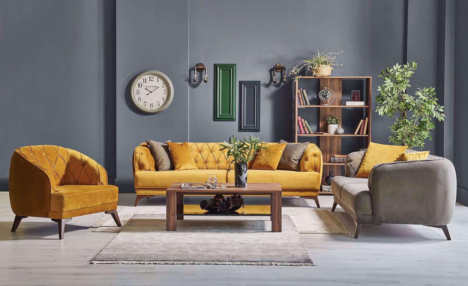 Marselle Sofa Set
