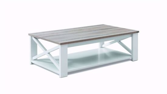 Angelic Rectangular Coffee Table