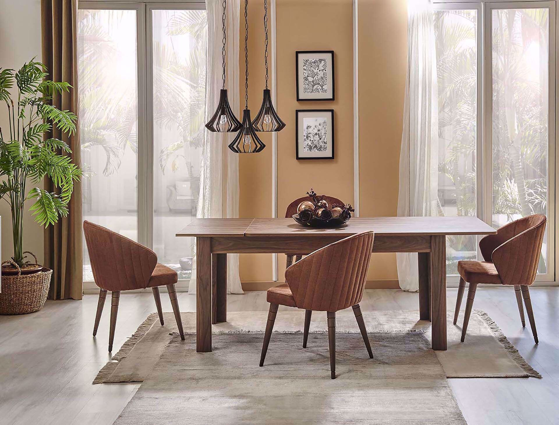 Vanensi Ext. Dining Table (160*90 cm)