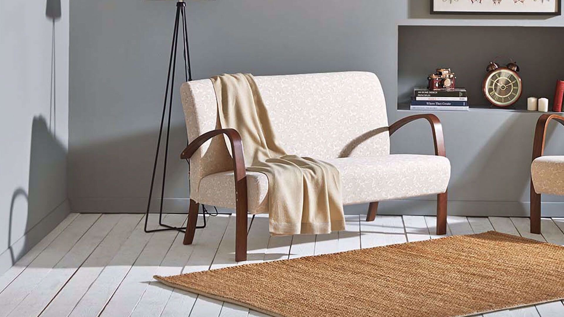 Toura Two-Seat Sofa