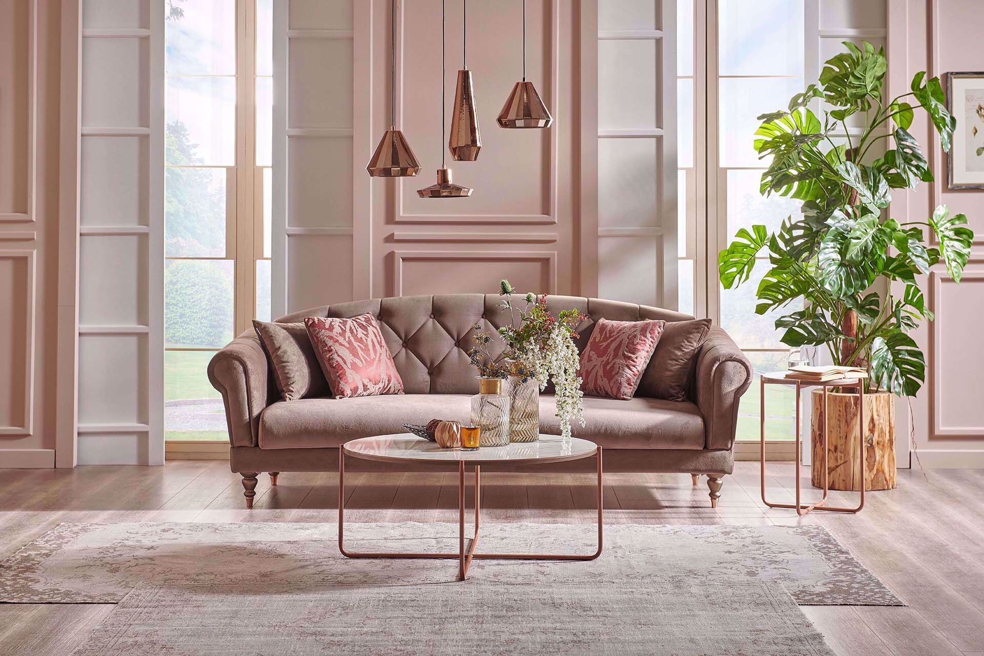 Levana Three Seater (Sofabed)