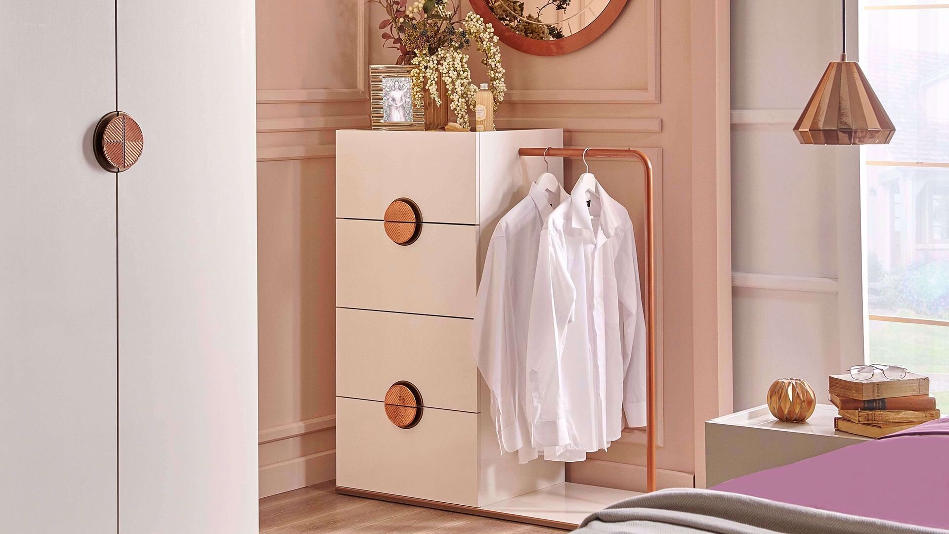 Levana Narrow Dresser