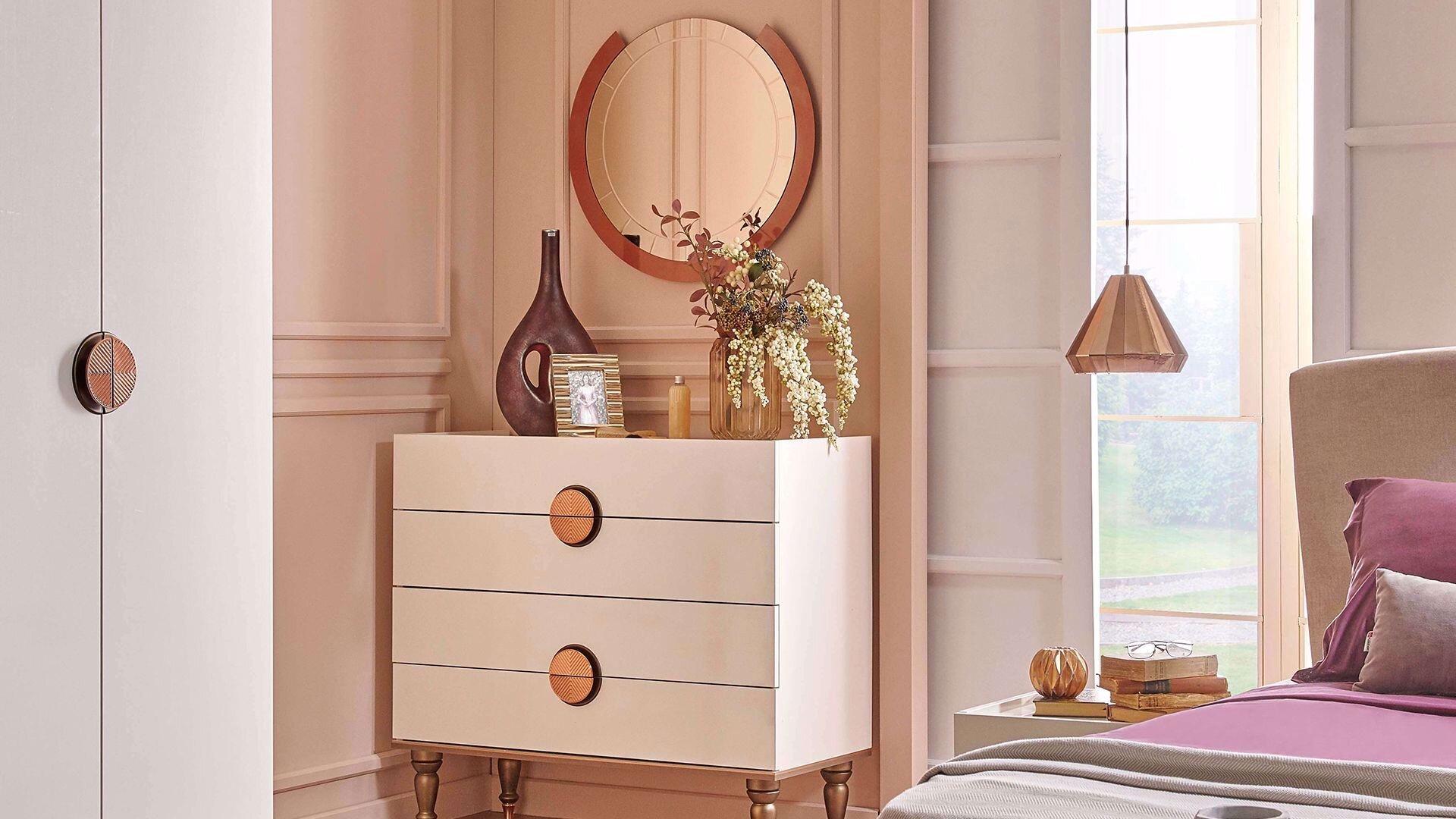Levana Wide Dresser