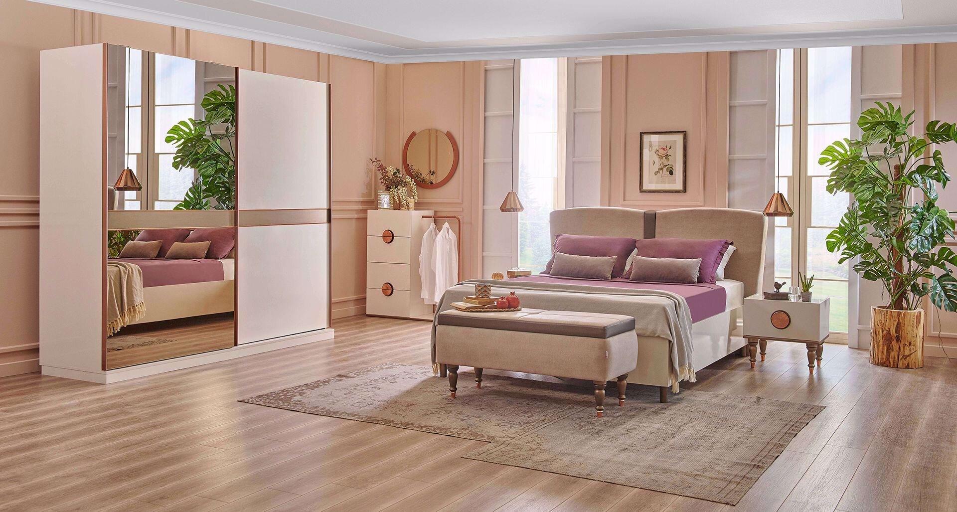 Levana Sliding Doors Wardrobe(235 cm)