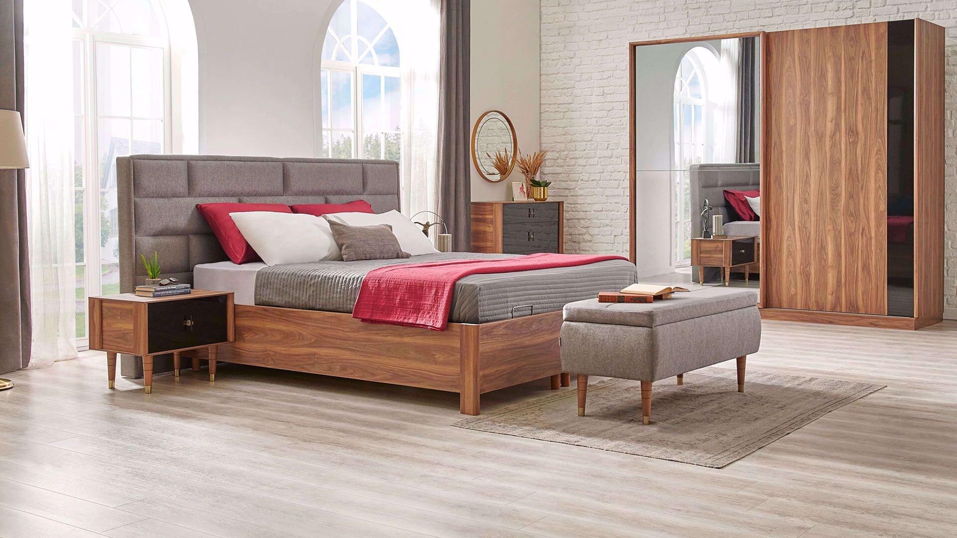 Vanensi Yatak Odası Takımı