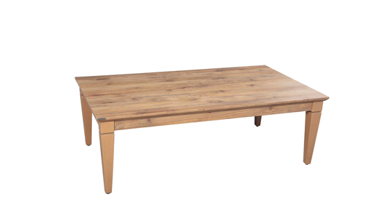 Cara Rectangular Coffee Table (Amalfi Walnut)
