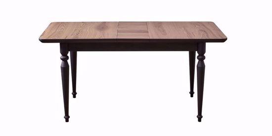 Malvi Açılır Masa Ceviz 130*80 Cm