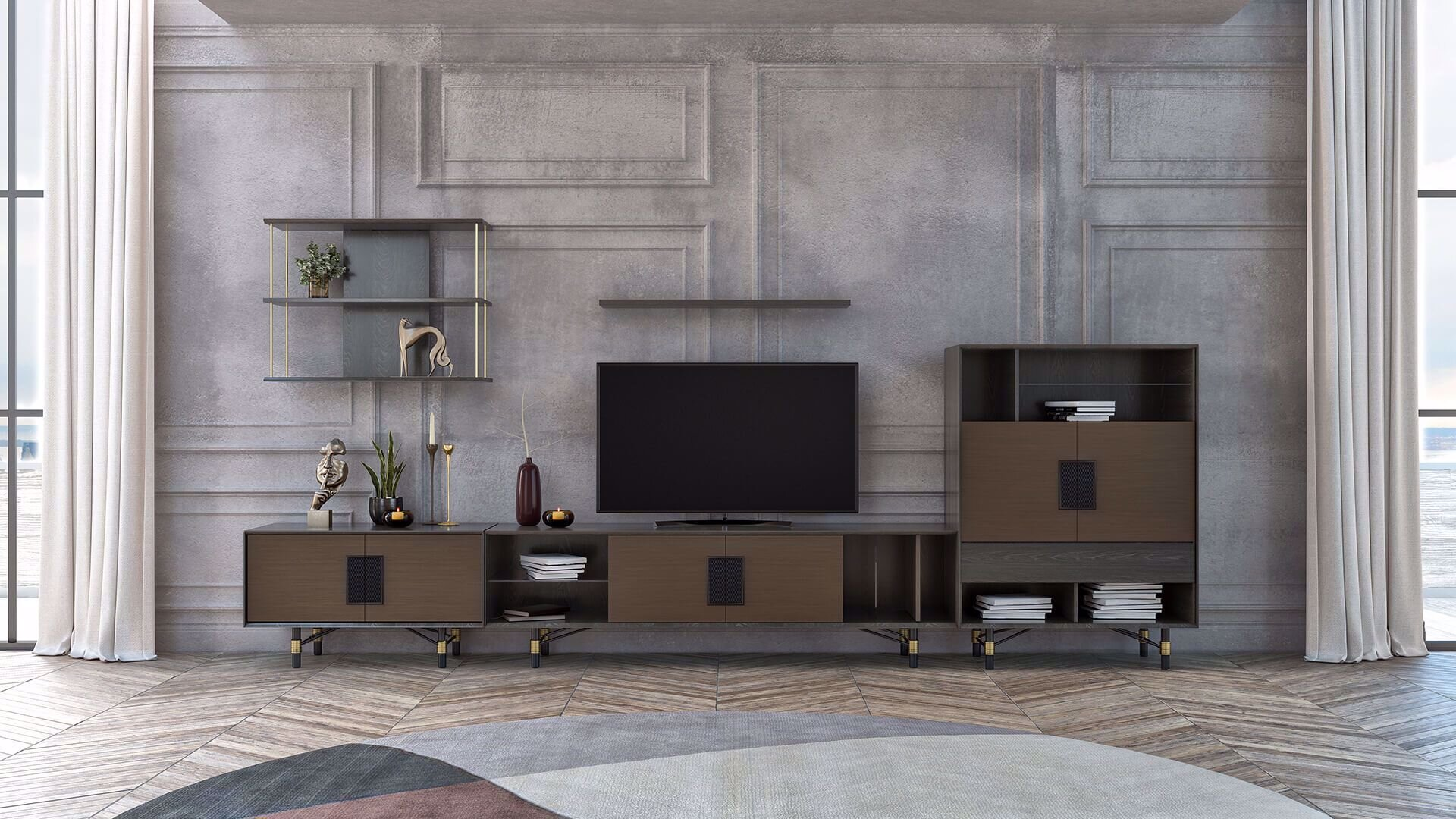 Milagro  Tv Sehpası (200 cm)