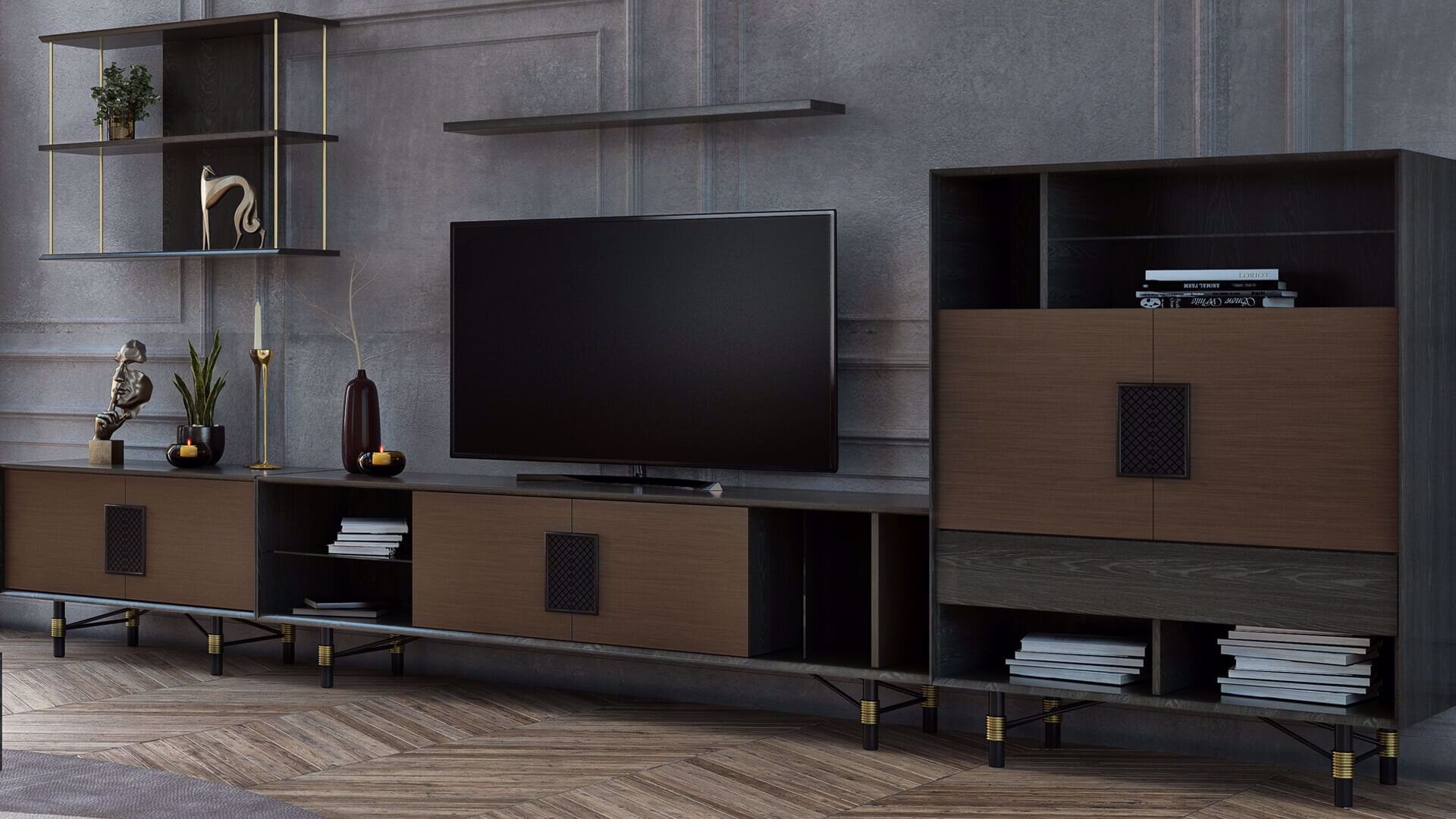 Milagro Tv Sehpası (160 Cm)