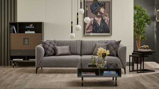 Milagro Sofa Set