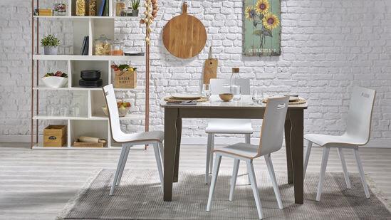 Levana Mutfak Masa Ve Sandalyeleri