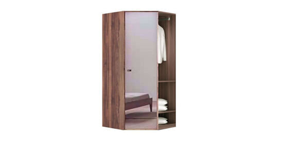 Monema Corner Wardrobe Module