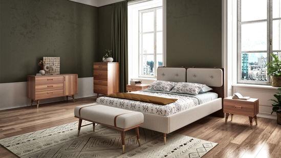 Nordic Bench/Puf Gk:3086