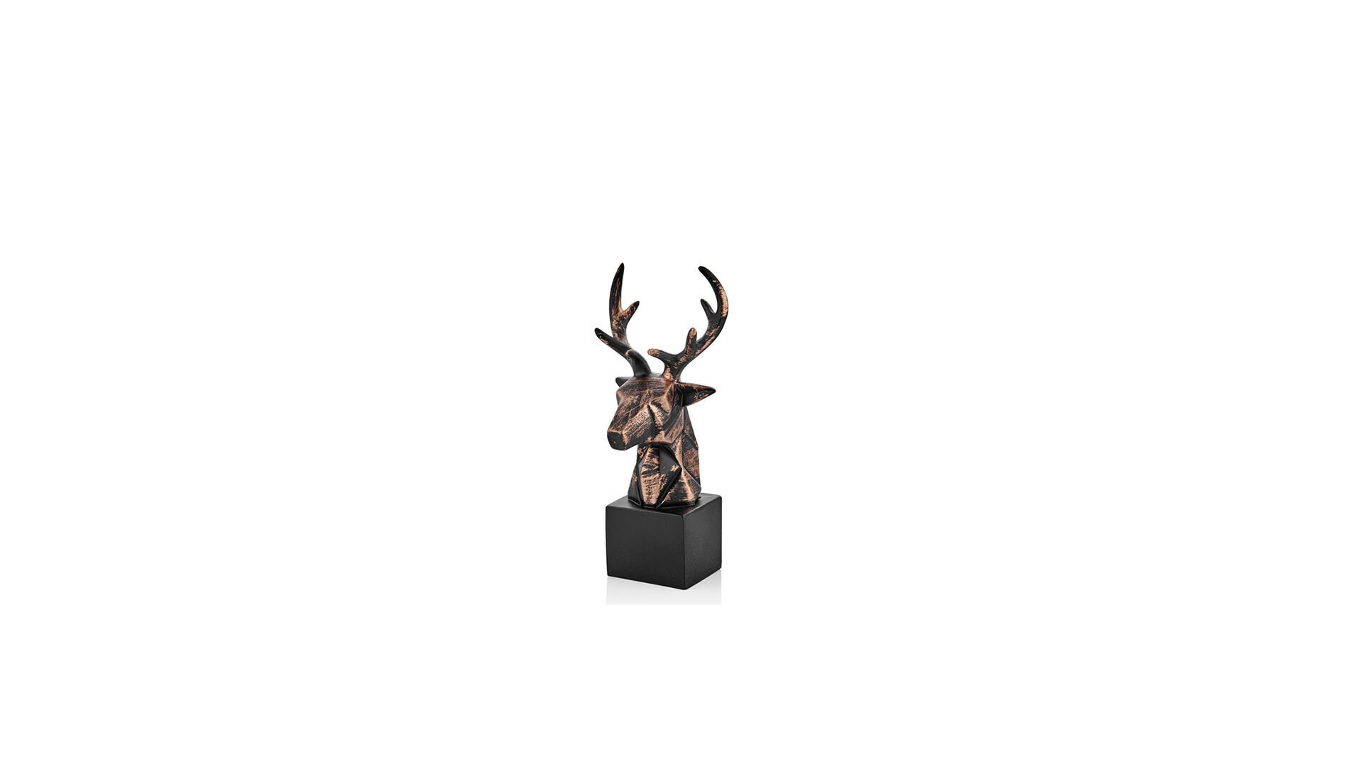 Nordic Dekoratif Geyik Figür
