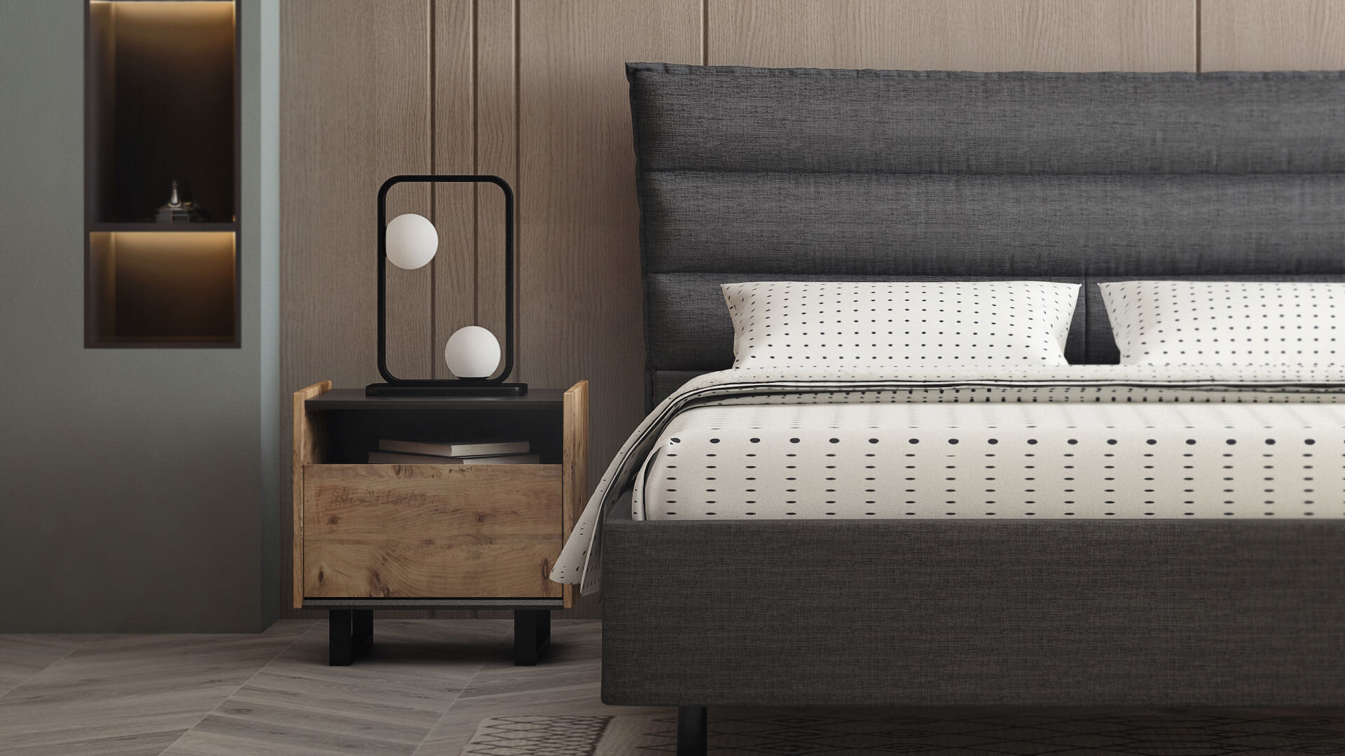 Piena Yatak Odası Takımı