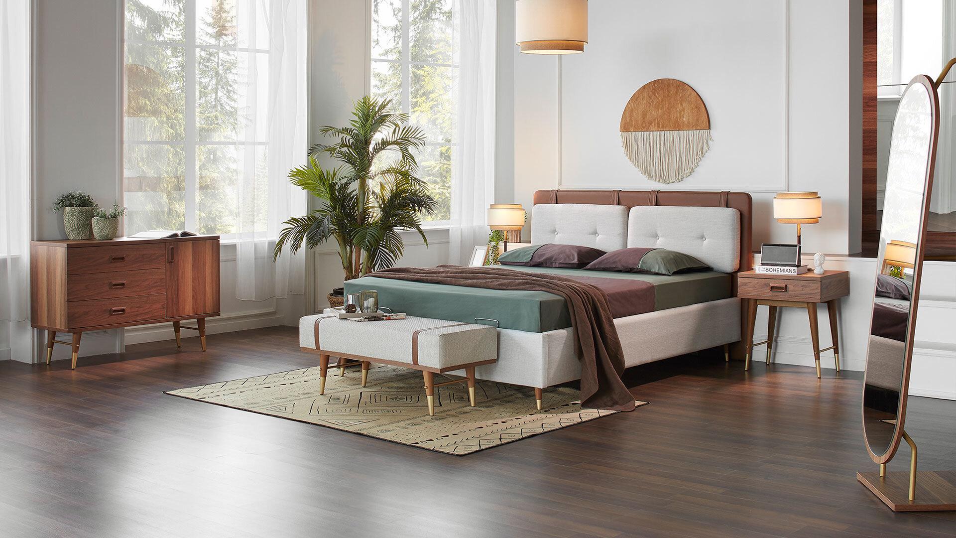 Nordic Yatak Odası Takımı