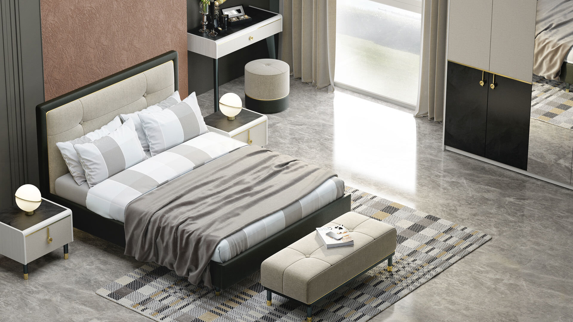 Proda Yatak Odası Takımı