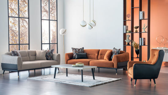 Proda Two Seater (Sofabed)